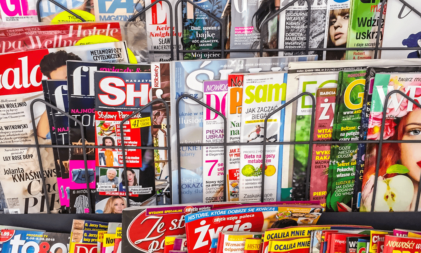 newspaper and print media For advertisers, this means that traditional print media ads are more likely to  make a lasting  keep it simple magazines-and-newspapersjpg.