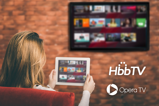 Opera TV and Leading Broadcaster to Demonstrate Latest HbbTV