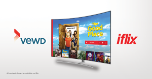 iflix and Vewd Bring World's Leading Entertainment to